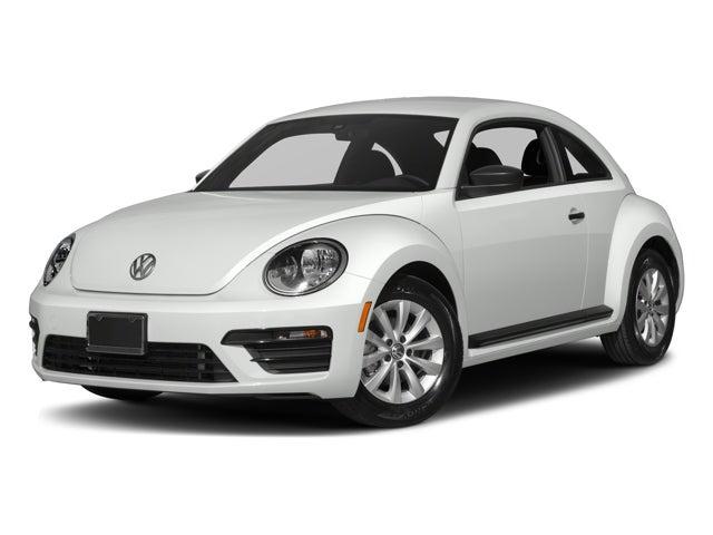 2018 Volkswagen Beetle Se In Fayetteville Nc Valley Auto World