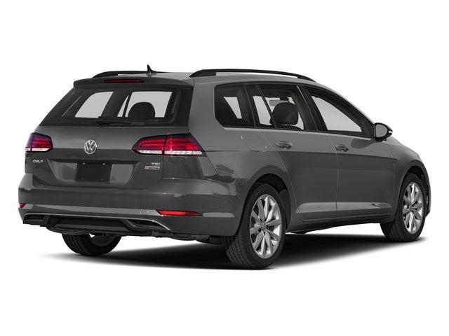 2018 Volkswagen Golf Sportwagen Se In Fayetteville Nc Valley Auto World