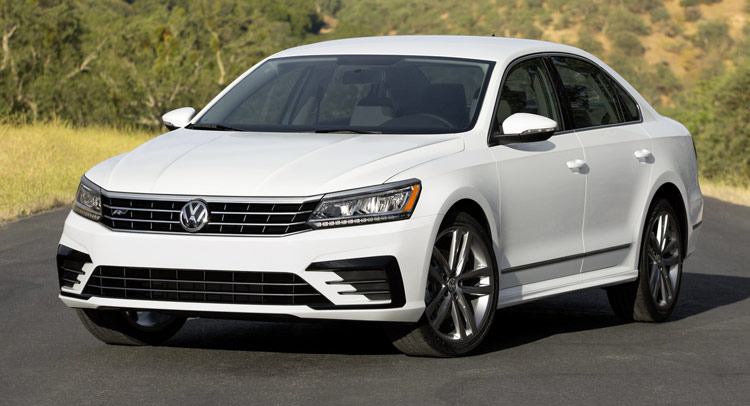 2016 Volkswagen Passat Best Mid Sized Car Of 2016 Uncategorized