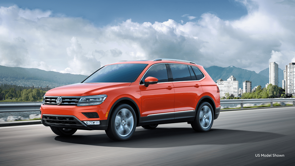 See How The New 2018 Tiguan Is A Superior Crossover