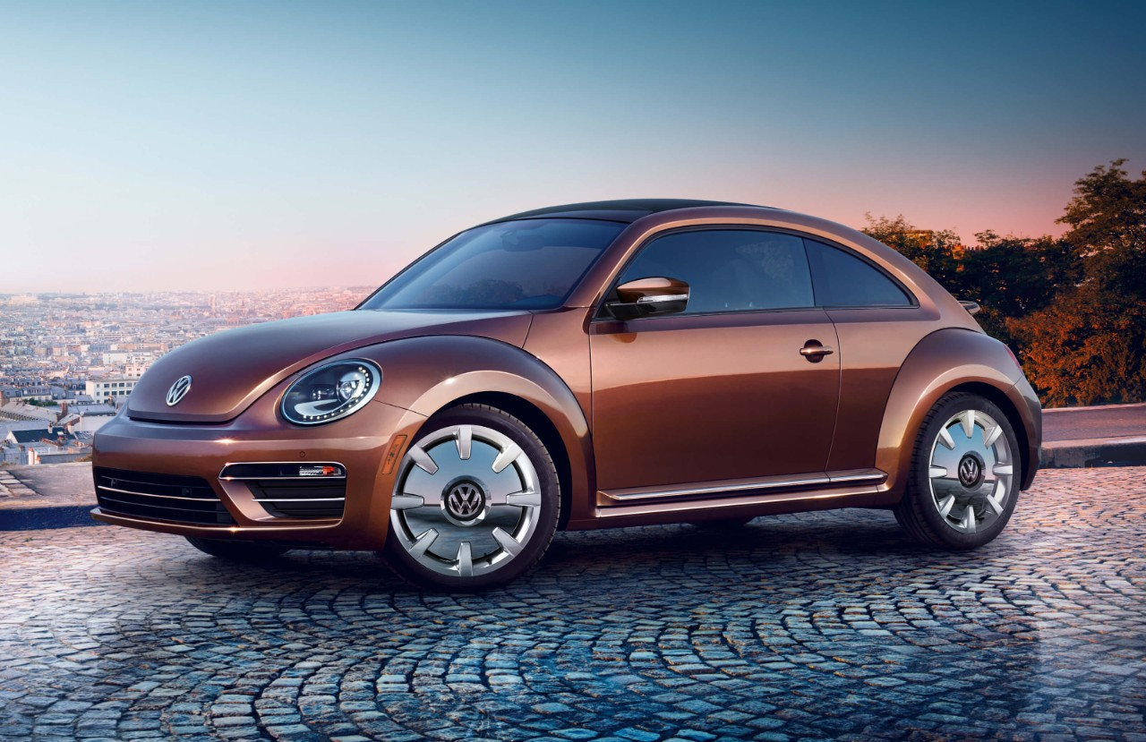 Roll the Credits: The Volkswagen Beetle is a Timeless ...