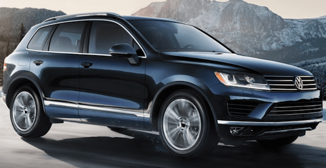 2017 Vw Touareg In Fayetteville Nc